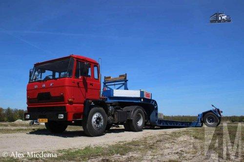 DAF 2200 van Alex Miedema