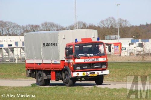 DAF 1300 van Alex Miedema