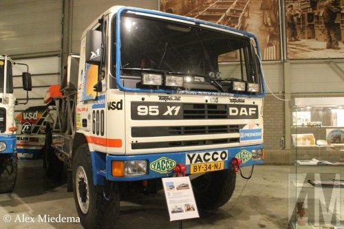 DAF 95 van Alex Miedema