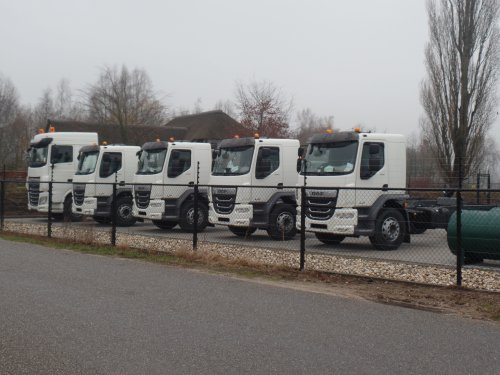 DAF meerdere Wallpaper