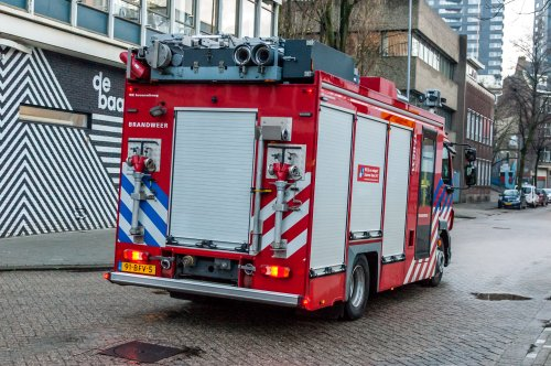 DAF LF45 van xrayjaco