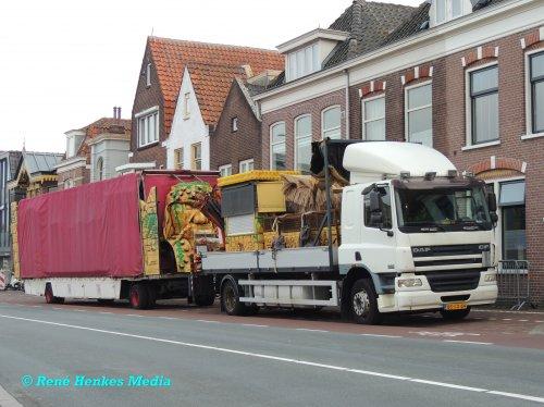 Foto van een DAF CF75, opgebouwd als open laadbak.. Geplaatst door René op 04-09-2018 om 23:27:36, op TractorFan.nl - de nummer 1 tractor foto website.