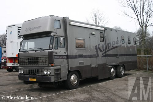 DAF 3300 van Alex Miedema
