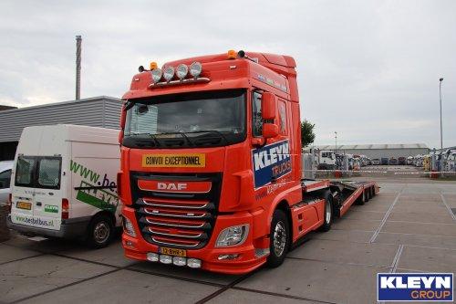 DAF XF Euro 6 van Katy Kleyn