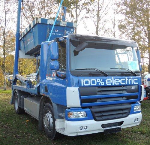 E-Trucks elektrotruck van jaeger