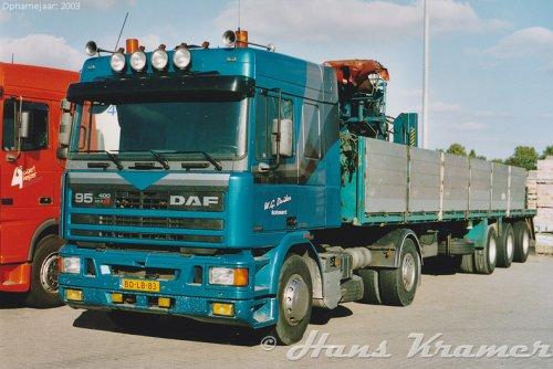 DAF 95 Wallpaper