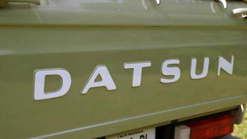 Datsun 1600 van Alex Miedema