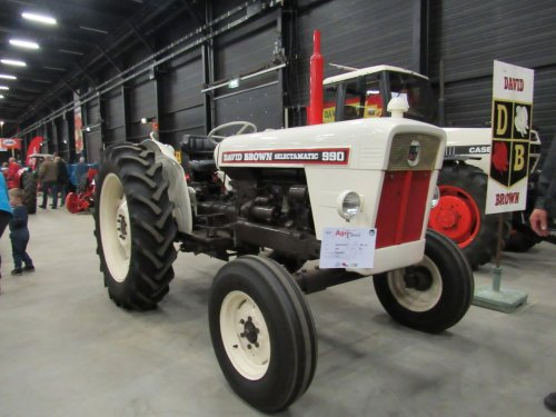 David Brown 990 van jans-eising