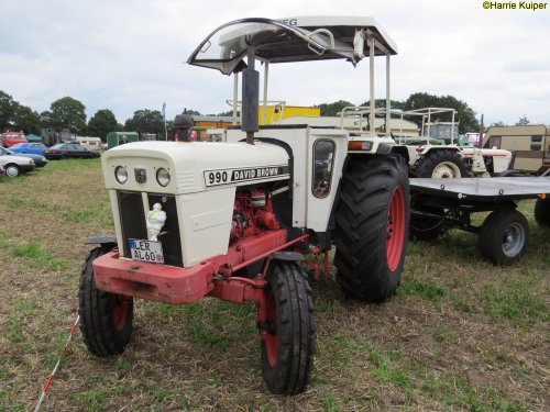 David Brown 990 van oldtimergek