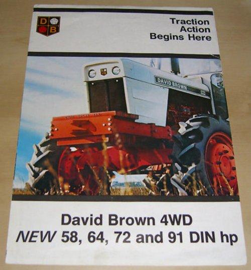 David Brown Folder van flonky