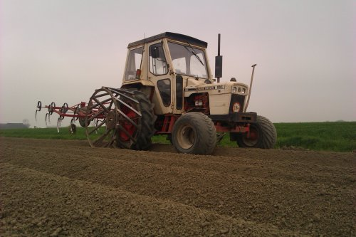 David Brown 885 van DeutzD40L