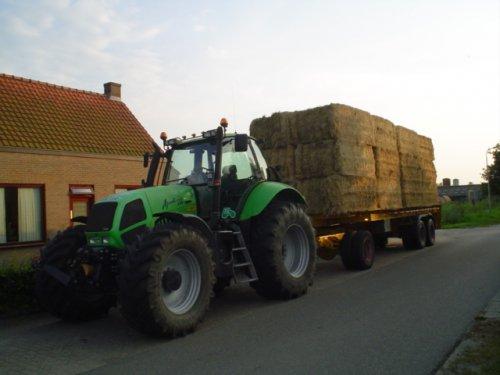 Deutz-Fahr Agrotron 230 van michel