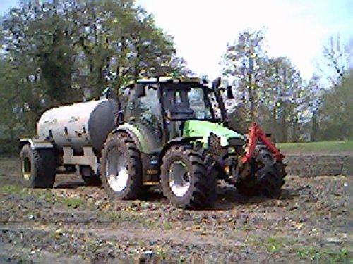 Deutz-Fahr Agrotron 80-105 van markbeelen