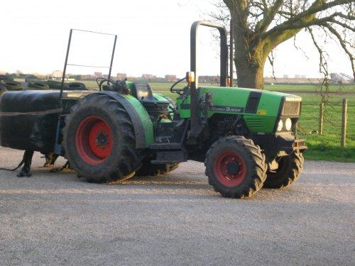 Deutz-Fahr Agrocompact 3.90 F van nh remco