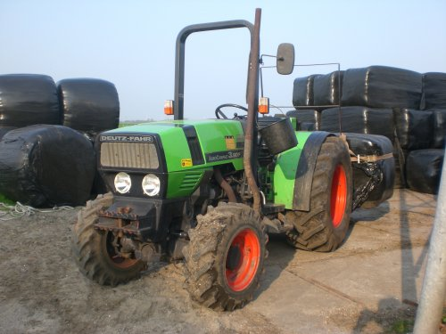 Picture Deutz-Fahr Agrocompact 3.90 F