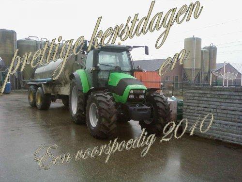 Deutz-Fahr Agrotron K 430 van koen-deutz