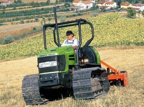 Deutz-Fahr Agroclimber van Malf