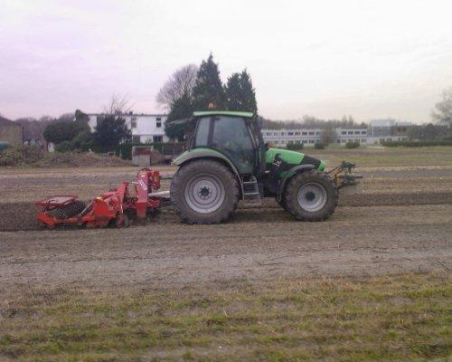 Deutz-Fahr Agrotron TTV 1145 van rene-fendtfan