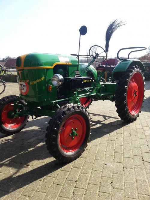 Foto van een Deutz F1L612. Geplaatst door wilko maas op 15-04-2017 om 10:13:09, op TractorFan.nl - de nummer 1 tractor foto website.