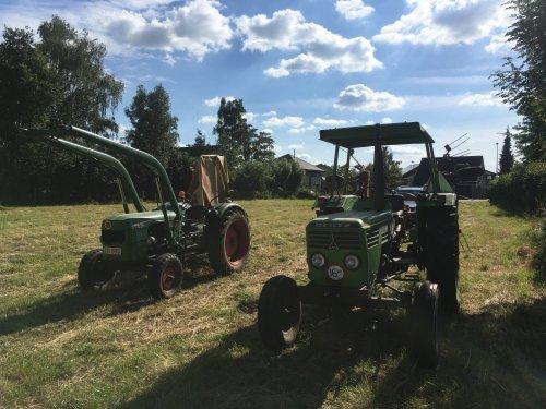 Foto van een Deutz Meerdere. Geplaatst door Frederick op 24-06-2017 om 21:51:57, op TractorFan.nl - de nummer 1 tractor foto website.
