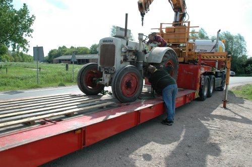 Foto van een Deutz F2M315. Geplaatst door colonge op 29-08-2017 om 04:10:16, op TractorFan.nl - de nummer 1 tractor foto website.