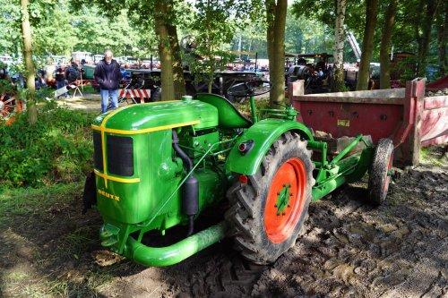 Foto van een Deutz Robuster. Geplaatst door jans-eising op 01-09-2017 om 21:21:09, op TractorFan.nl - de nummer 1 tractor foto website.