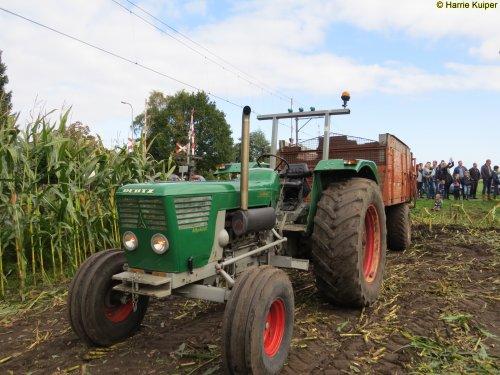 Deutz D8005 van oldtimergek