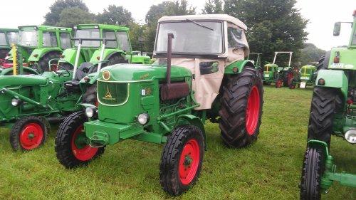 Foto van een Deutz D80, Historischer Feldtage Nordhorn 2017. Geplaatst door Deutz KHD op 30-11-2017 om 09:28:56, op TractorFan.nl - de nummer 1 tractor foto website.