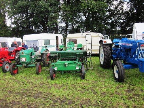 Foto van een Deutz Unisuper. Geplaatst door jordi 1455 op 03-01-2018 om 18:37:46, op TractorFan.nl - de nummer 1 tractor foto website.