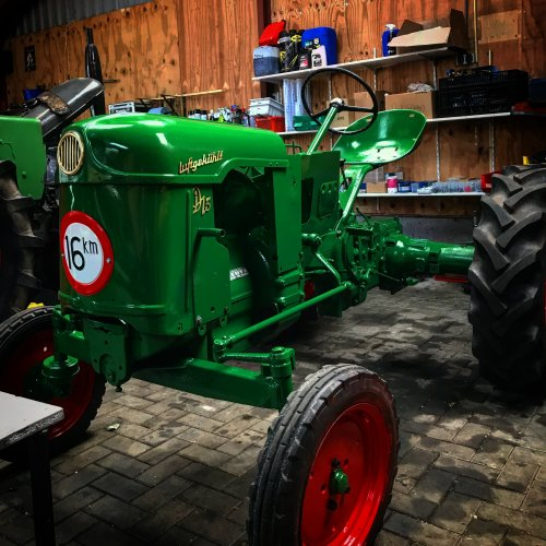 Deutz D15 van agripower38