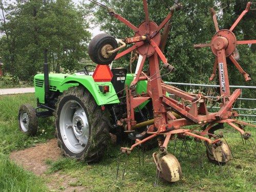 Foto van een Deutz D4006. Geplaatst door Rozema op 26-05-2018 om 13:49:53, op TractorFan.nl - de nummer 1 tractor foto website.