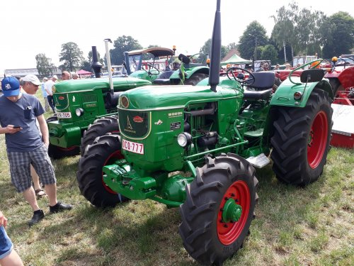 Foto van een Deutz D6005 bocholt mei 2018. Geplaatst door duccie op 29-05-2018 om 22:54:37, op TractorFan.nl - de nummer 1 tractor foto website.