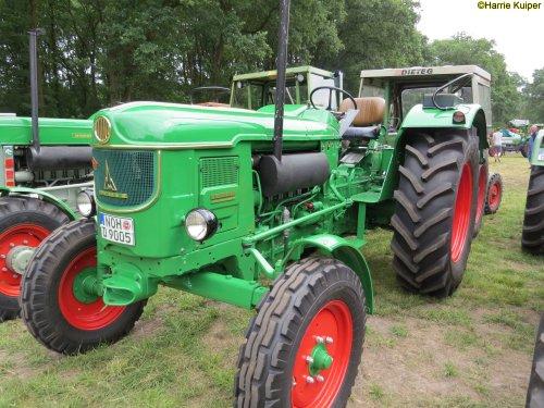 Foto van een Deutz D9005   , oldtimerdag Itterbeck 17-06-2018. Geplaatst door oldtimergek op 26-07-2018 om 00:14:52, op TractorFan.nl - de nummer 1 tractor foto website.