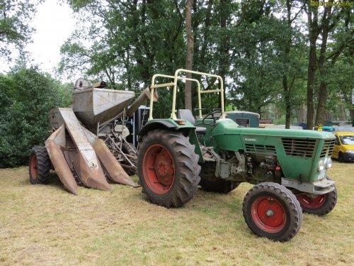 Foto van een Deutz D6006 , Itterbeck 2018. Geplaatst door oldtimergek op 19-10-2018 om 00:21:41, op TractorFan.nl - de nummer 1 tractor foto website.