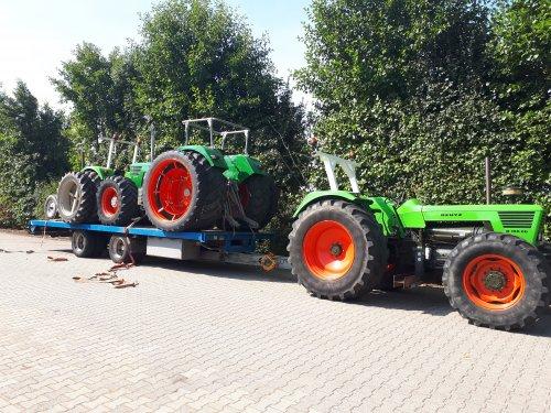 Foto van deutz trekkers. Geplaatst door corne-van-doorn op 27-11-2018 om 23:43:31, op TractorFan.nl - de nummer 1 tractor foto website.