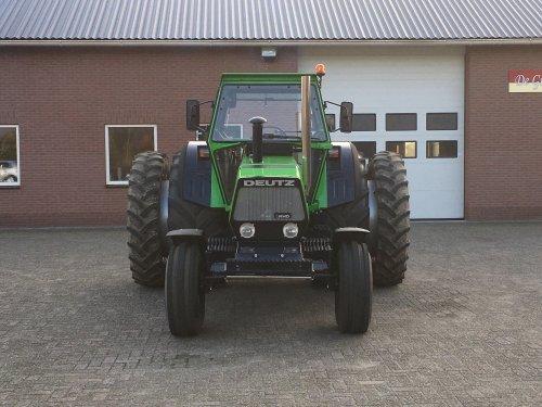 Foto van een Deutz DX 140. Geplaatst door deutz 13006 op 21-03-2019 om 20:58:58, op TractorFan.nl - de nummer 1 tractor foto website.