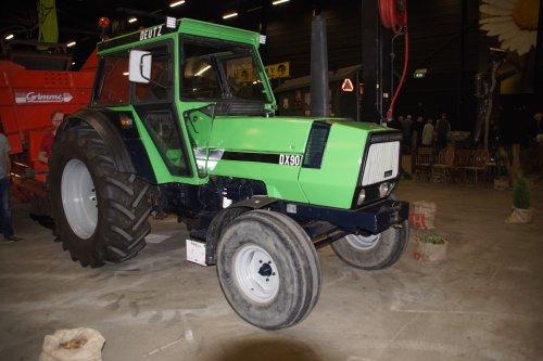 Foto van een Deutz DX 90. Geplaatst door jans-eising op 22-04-2019 om 20:34:46, op TractorFan.nl - de nummer 1 tractor foto website.