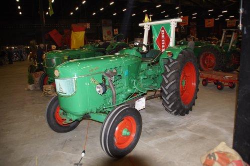 Foto van een Deutz D40. Geplaatst door jans-eising op 28-04-2019 om 15:09:22, op TractorFan.nl - de nummer 1 tractor foto website.