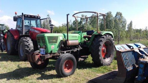 Foto van een Deutz D8006. Geplaatst door manus op 12-05-2019 om 19:22:10, op TractorFan.nl - de nummer 1 tractor foto website.
