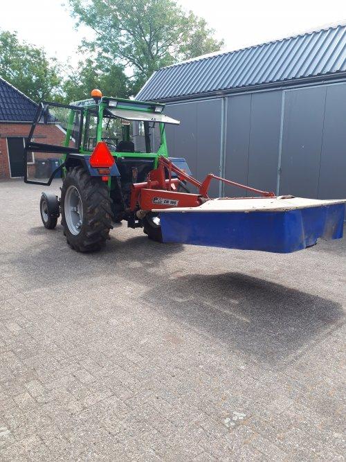 Foto van een Deutz D4507. Geplaatst door Meint op 08-06-2019 om 18:30:34, op TractorFan.nl - de nummer 1 tractor foto website.