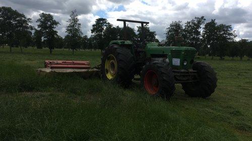 Foto van een Deutz D13006 van Ceezz Technische en Agrarische Dienstverlening (Marum) ×.. Geplaatst door keez op 02-07-2019 om 18:57:06, op TractorFan.nl - de nummer 1 tractor foto website.