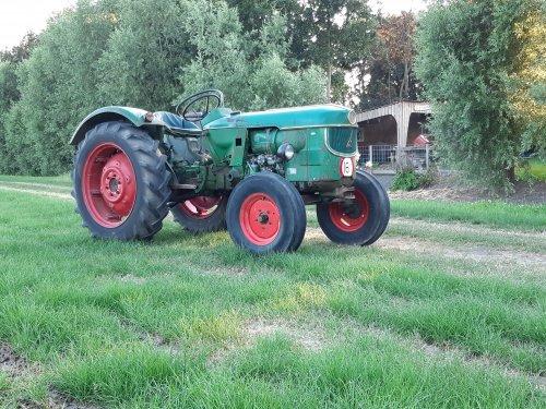 Foto van een Deutz D4005. Geplaatst door deutz110 op 09-07-2019 om 23:05:01, op TractorFan.nl - de nummer 1 tractor foto website.