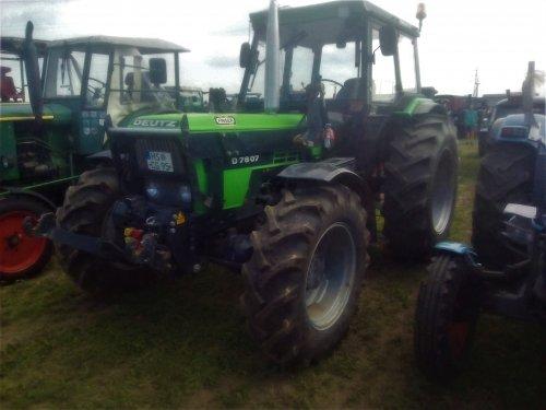 Foto van een Deutz D7807. Geplaatst door AG35 op 04-08-2019 om 14:27:26, op TractorFan.nl - de nummer 1 tractor foto website.