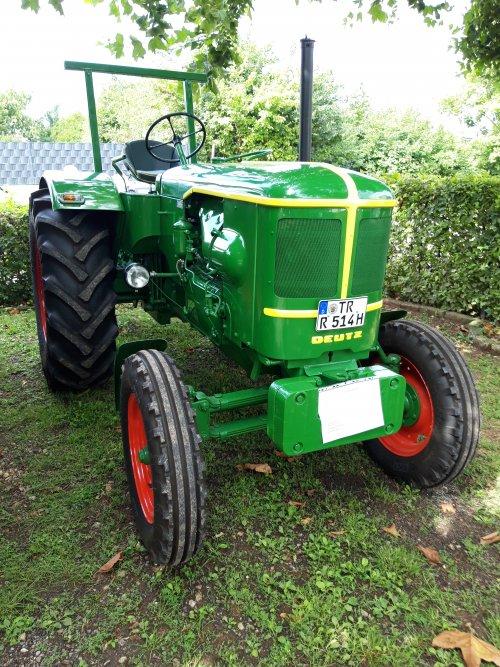 Foto van een Deutz F3L514. Geplaatst door holderb51 op 15-09-2019 om 20:52:53, op TractorFan.nl - de nummer 1 tractor foto website.