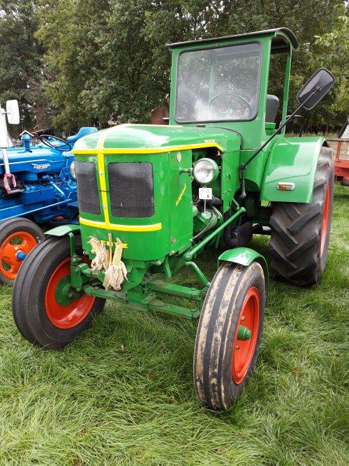 Foto van een Deutz F3L514. Geplaatst door holderb51 op 29-09-2019 om 07:45:03, op TractorFan.nl - de nummer 1 tractor foto website.