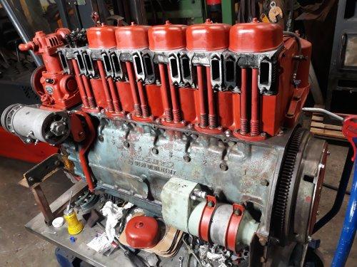 Deutz Motoren van Kramer U800