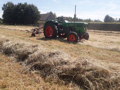 Foto van een Deutz D4506. Geplaatst door haike op 02-06-2020 om 22:46:35, op TractorFan.nl - de nummer 1 tractor foto website.