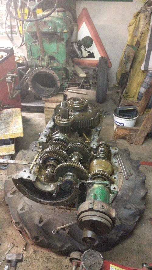 Foto van een Deutz F2L612. Geplaatst door arno herbrink op 27-09-2020 om 13:39:39, op TractorFan.nl - de nummer 1 tractor foto website.