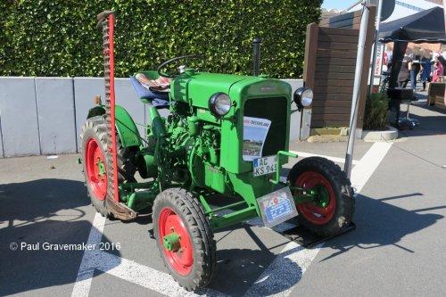 Foto van een Deutz F1M414. Geplaatst door Paul Gravemaker op 17-12-2020 om 16:12:30, op TractorFan.nl - de nummer 1 tractor foto website.