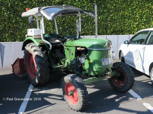 Foto van een Deutz onbekend/overig. Geplaatst door Paul Gravemaker op 17-12-2020 om 16:38:42, op TractorFan.nl - de nummer 1 tractor foto website.